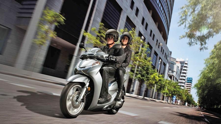 Honda sh euro 4 prezzo speciale Roma
