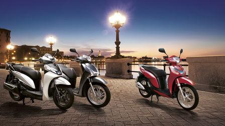 scooter Honda SH Roma offerte attive